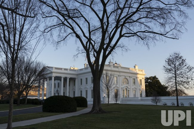 Trump Impeachment View at the White House
