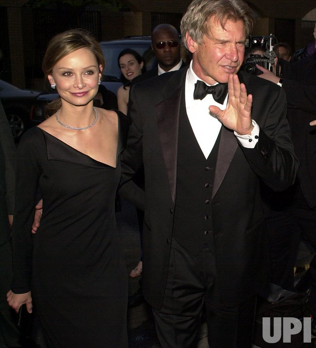 Actor Harrison Ford honored by City Harvest
