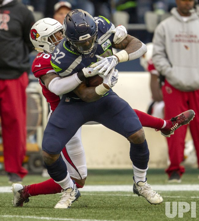 Seattle Seahawks beat the Cardinals 27-24 in Seattle