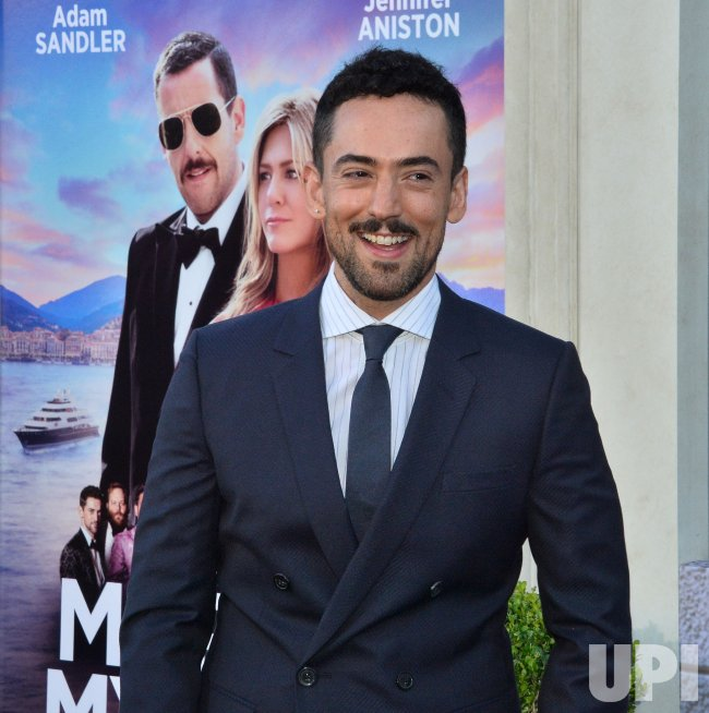 "Luis Mendez Attends The ""Murder Mystery"" Premiere In Los"