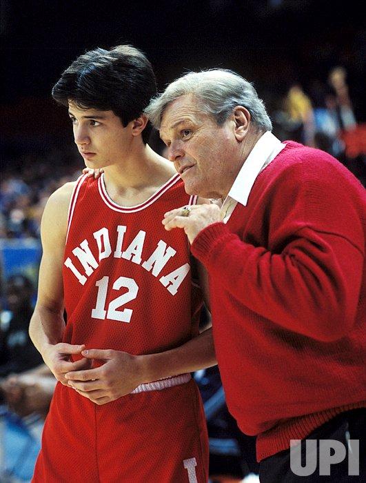Brian Dennehy as Coach Bobby Knight