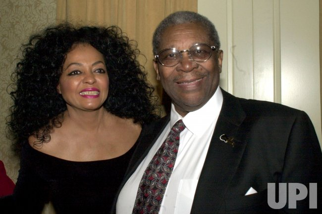 DIANA ROSS AND B.B. KING RECEIVE HEROES AWARDS