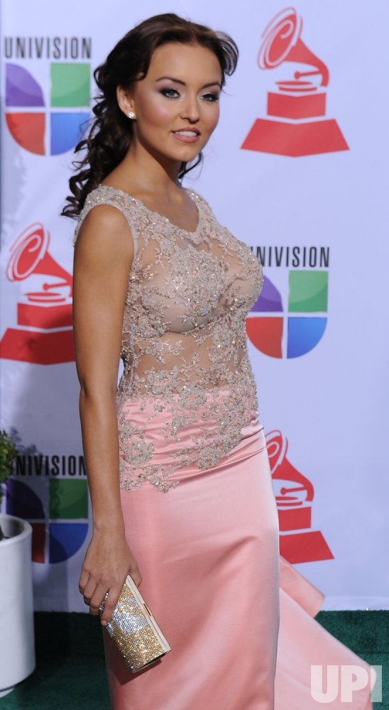 Angelique boyer latin grammy