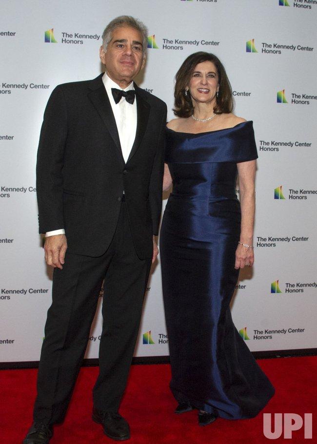 2018 Kennedy Center Honors Formal Artist's Dinner Arrivals