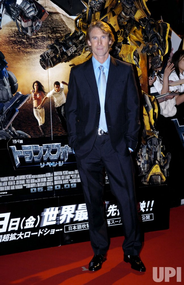 """Transformers: Revenge of the Fallen"" world premiere in Japan"