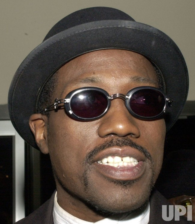 ACTOR WESLEY SNIPES FILM PREMIERE