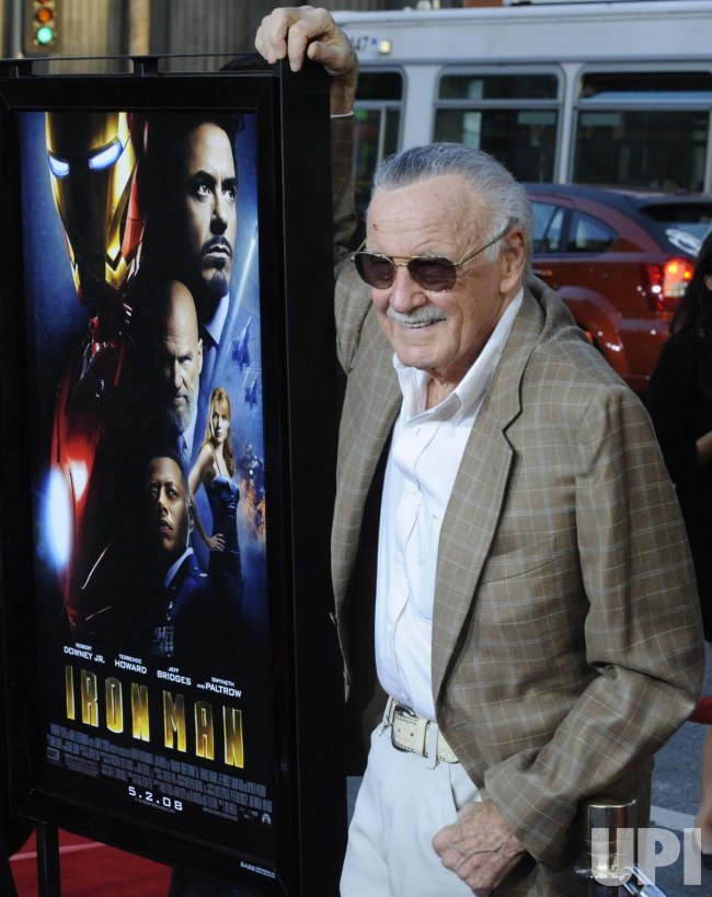 """Iron Man"" premieres in Los Angeles"