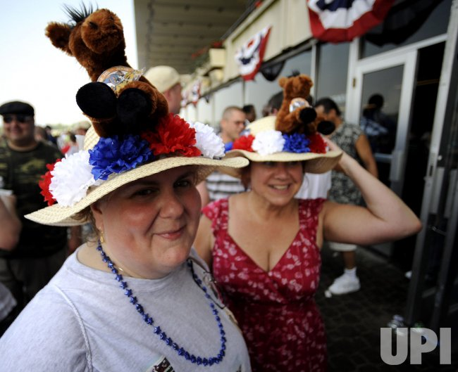 140th Belmont Stakes in New York