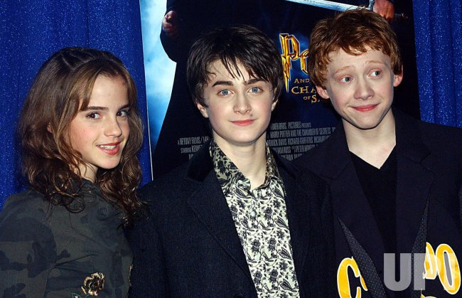 """Harry Potter"" film sequel premieres in the United States"