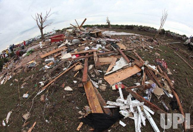 Tornadoes Devastate Moore, Oklahoma