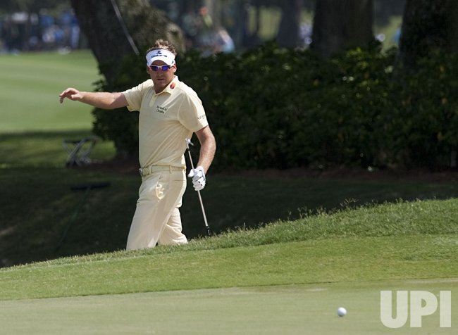The Players Championship PGA tournament in Florida