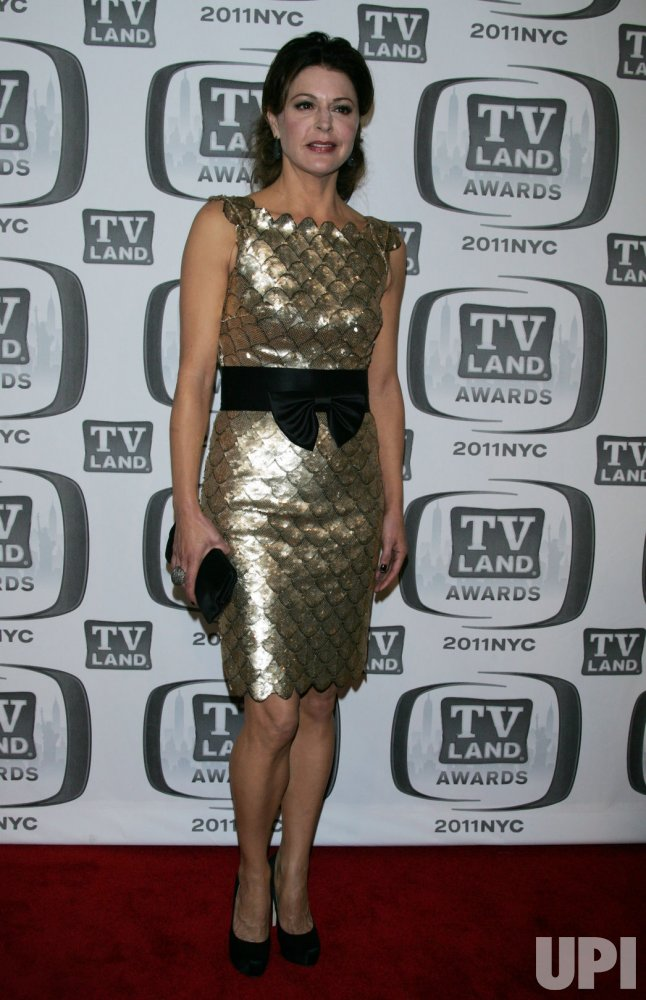 Jane Leeves arrives for the TV Land Awards in New York