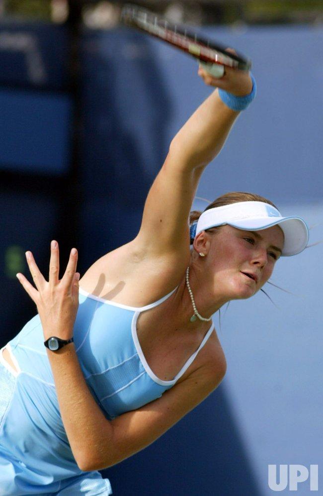 U.S. OPEN TENNIS 2004 DAY 1