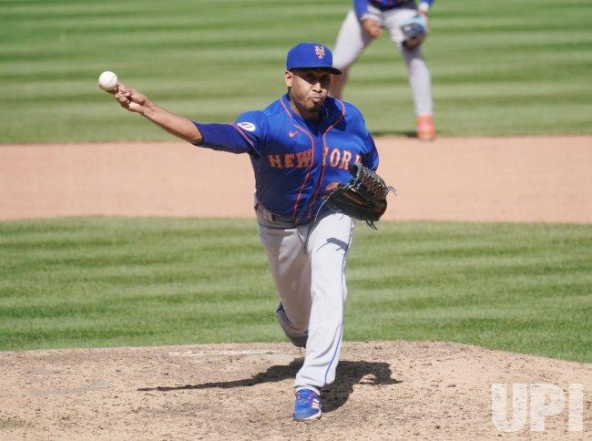 New York Mets pitcher Edwin Diaz