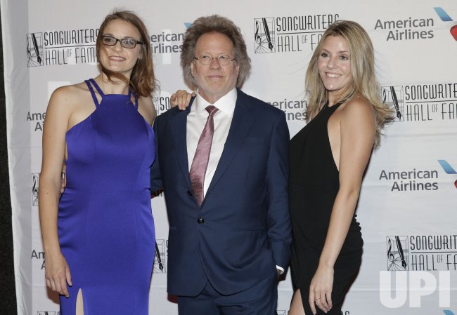 Steve Dorff at the Songwriters Hall of Fame