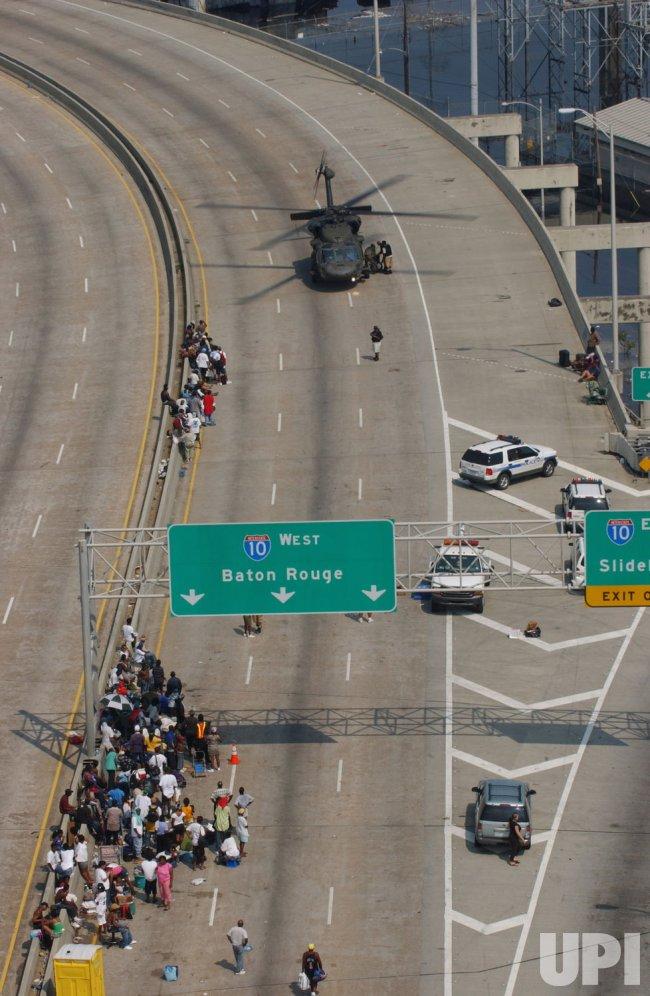 Hurricane Katrina Relief Efforts