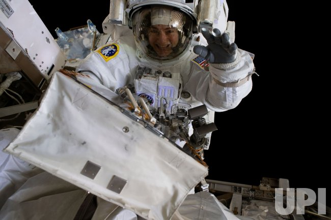 Guinness Honors Female NASA Astronauts for First All-Female Spacewalk