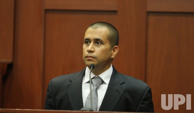 Zimmerman Bond Hearing in Sanford, Florida