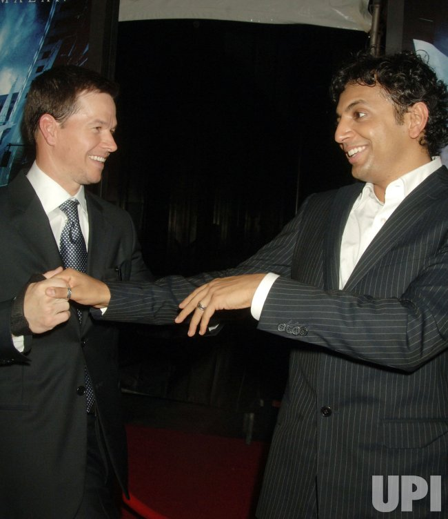 The Happening film premiere in New York