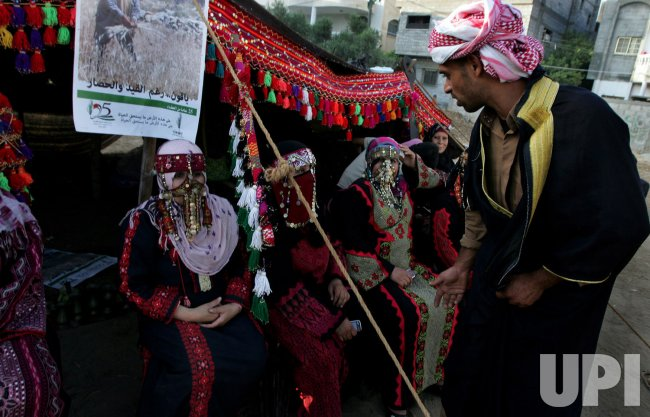 Palestinians commemorate the 64th anniversary of Catastrophe Day in Gaza