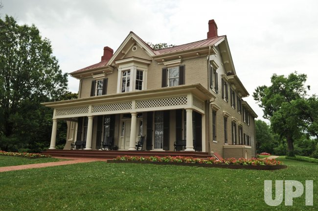 The Frederick Douglass National Historic Site in Washington