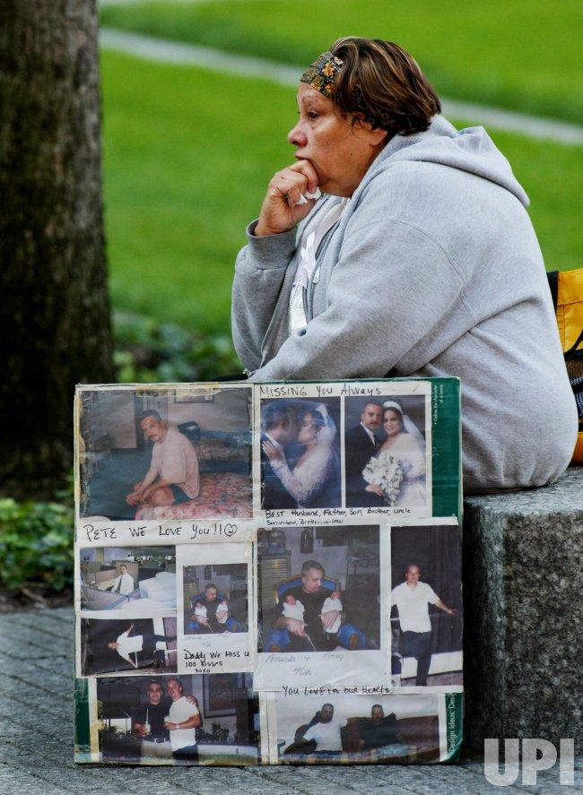 September 11th terrorist attacks are observed in New York