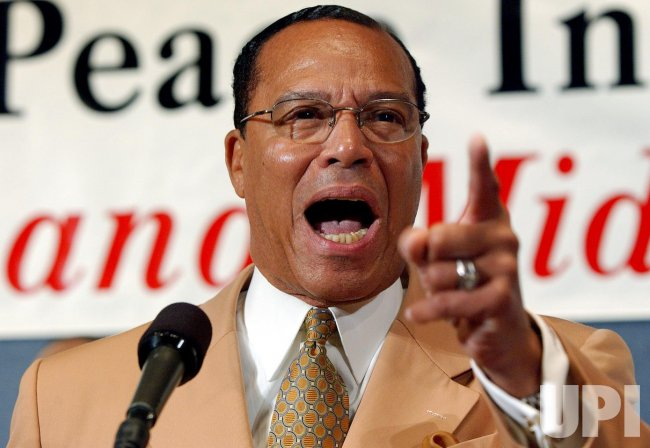 Farrakhan to head Middle East peace initiative