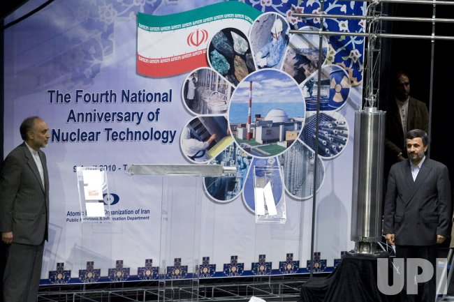 New nuclear technology unveiled in Iran