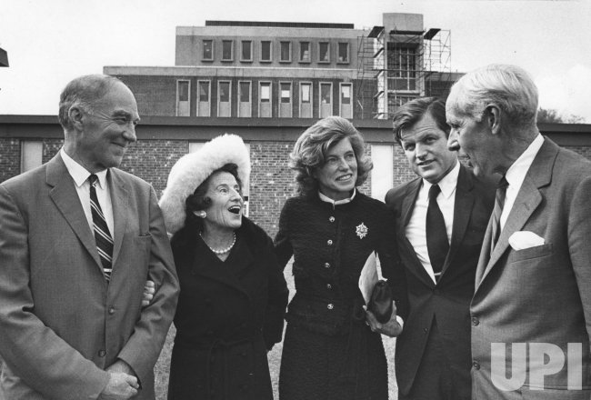 Dedication of the Eunice Kennedy Shriver Institute