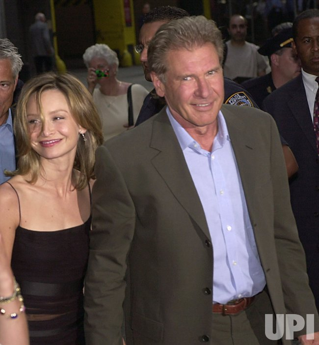 "Harrison Ford film premiere ""K-19: The Widowmaker"""