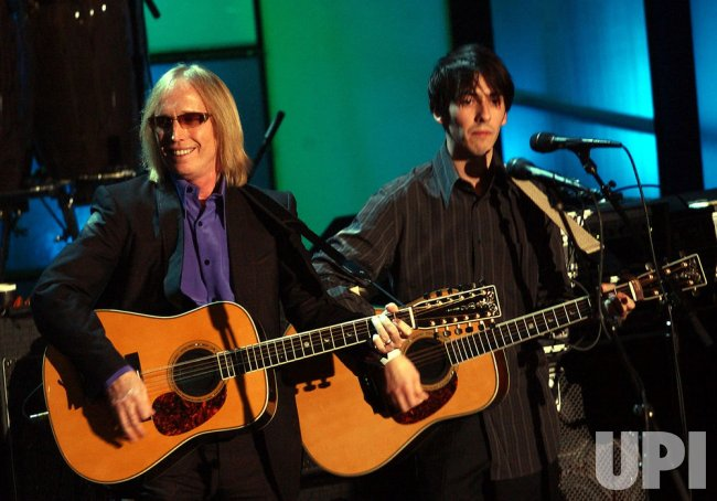 GEORGE HARRISON POSTHUMOUS INDUCTION INTO THE ROCK AND ROLL HALL OF FAME