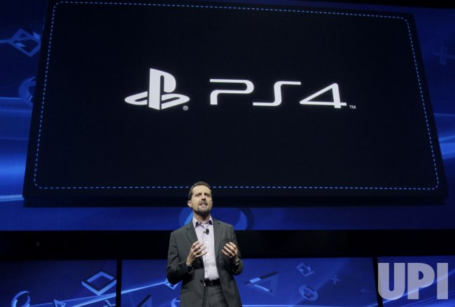Sony Playstation 4 announcement