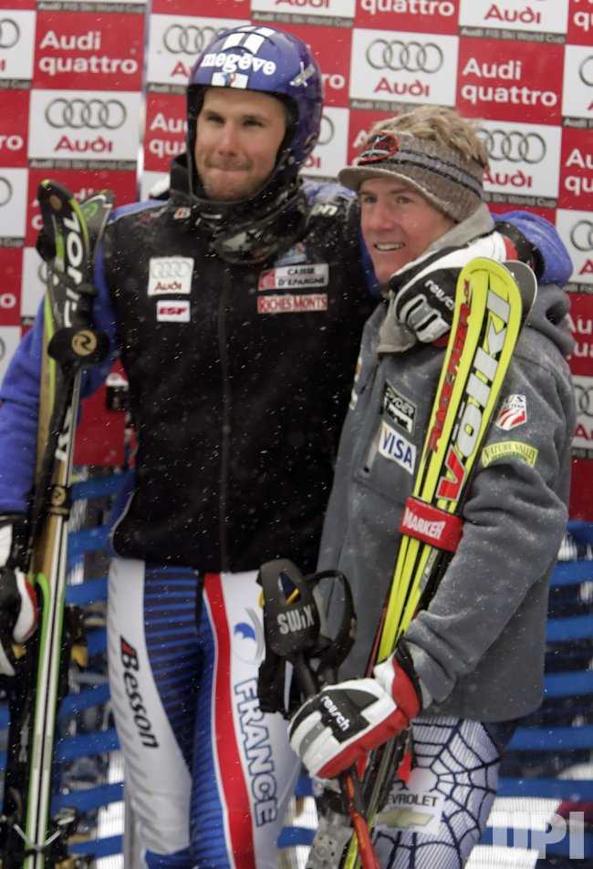 USA MEN'S ALPINE WORLD CUP SKIING SLALOM