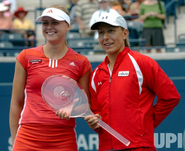 ROGERS CUP TENNIS 2005