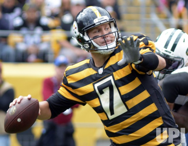 Steelers Ben Roethlisberger Throws 72 Yards TD Pass