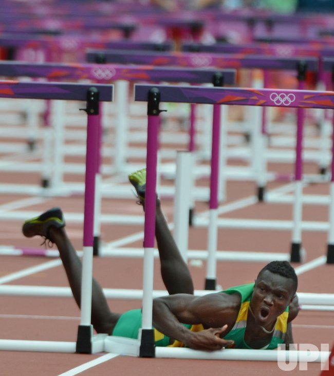 Athletics for the 2012 Olympics in London