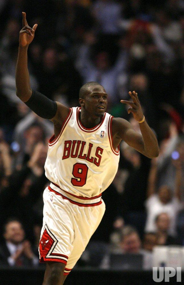 Cleveland Cavaliers vs Chicago Bulls