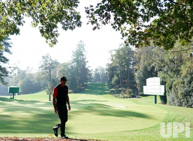 Final Round of the 2020 Masters Tournament in Augusta