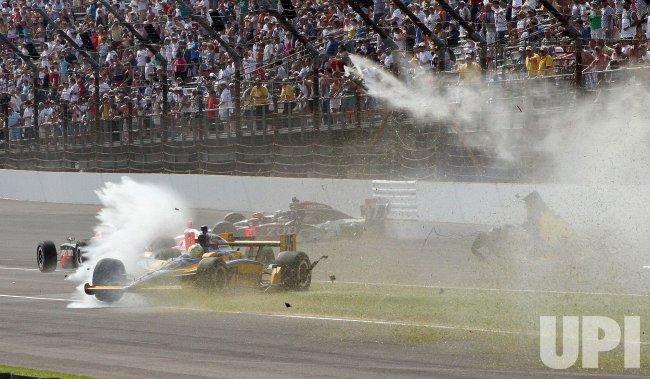 Dario Franchitti Wins Indiananpolis 500