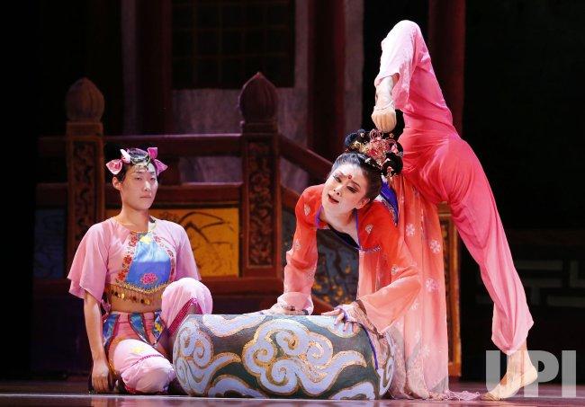 """Silk Road"" dress rehearsal in New York"