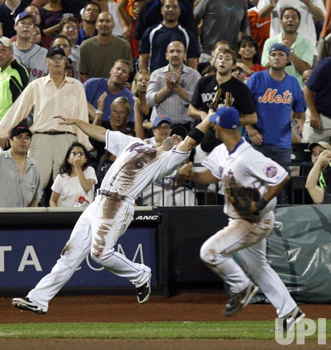 Colorado Rockies vs New York Mets at Citi Field in New York