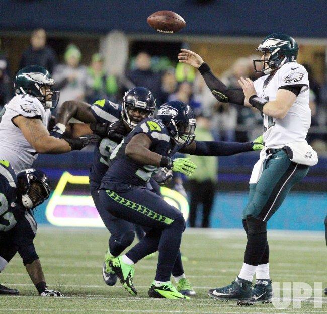 Seattle Seahawks beat the Philadelphia Eagles 26-15 in Seattle