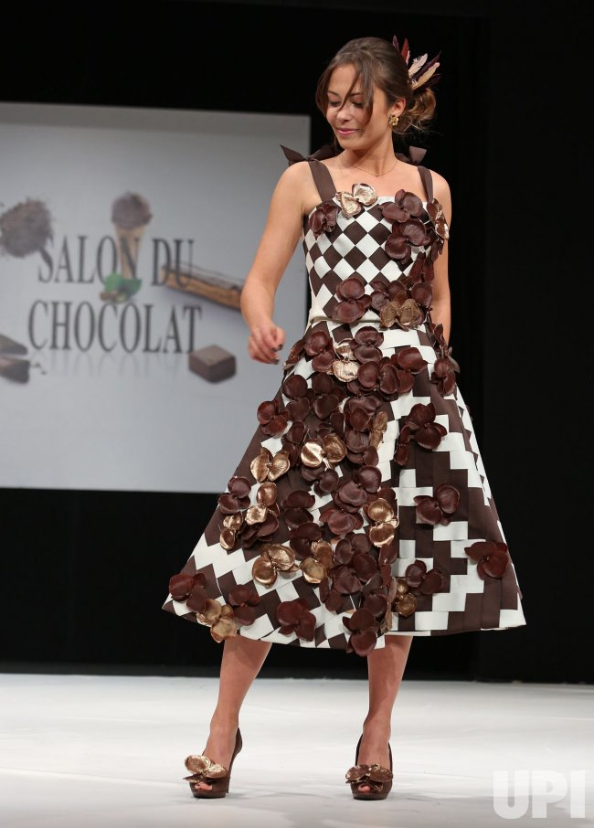 Salon du Chocolat in Paris