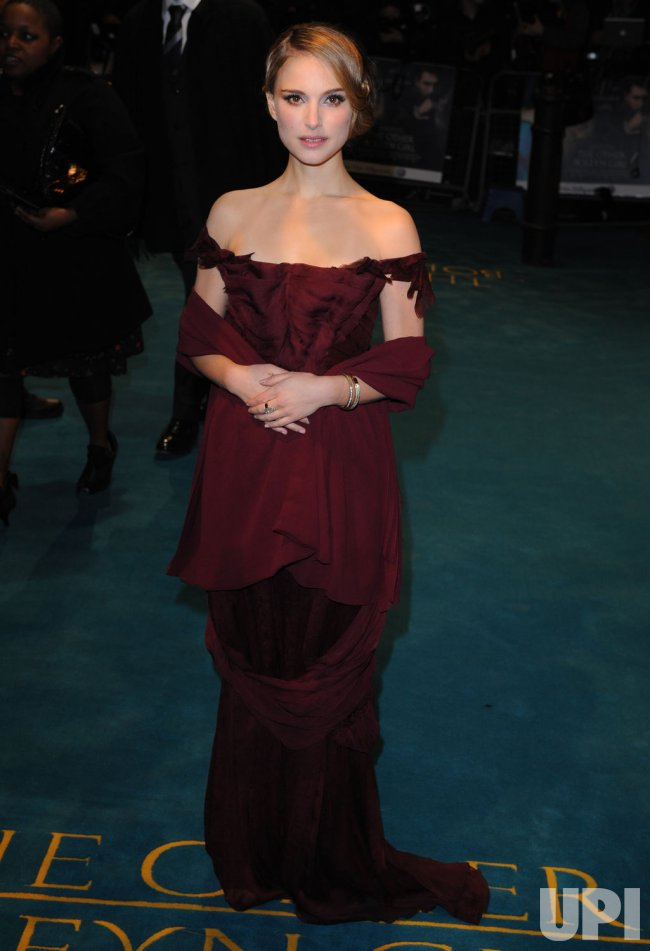 """The Other Boleyn Girl"" premiere in London"