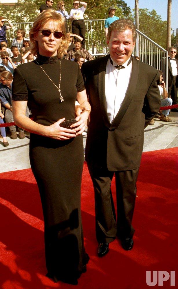 William Shatner & wife Nerine - UPI.com