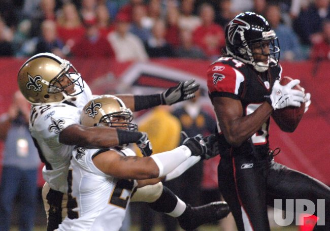 ATLANTA FALCONS - NEW ORLEANS SAINTS
