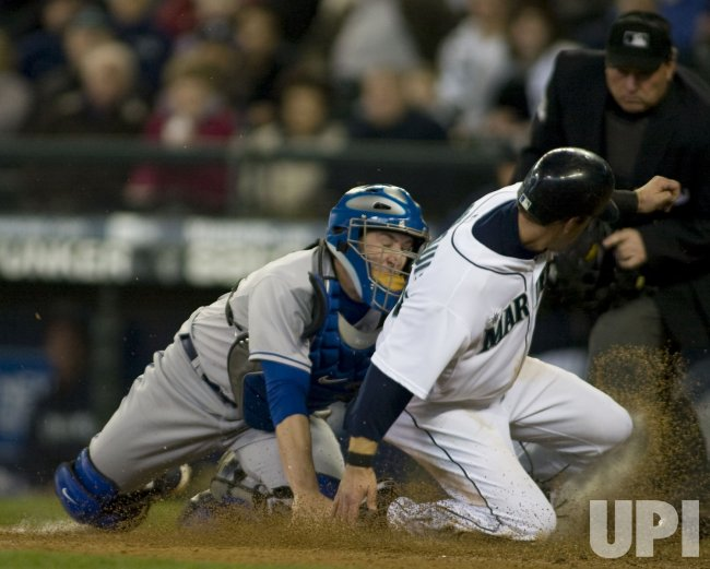 Kansas City Royals vs Seattle Mariners in Seattle