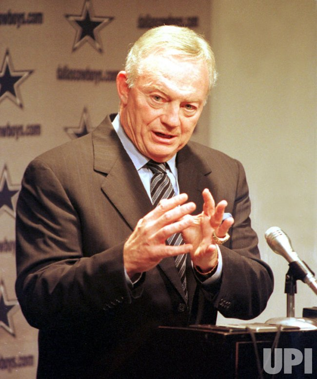 Dallas Cowboys' head coach fired