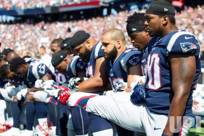 Patriots Texans