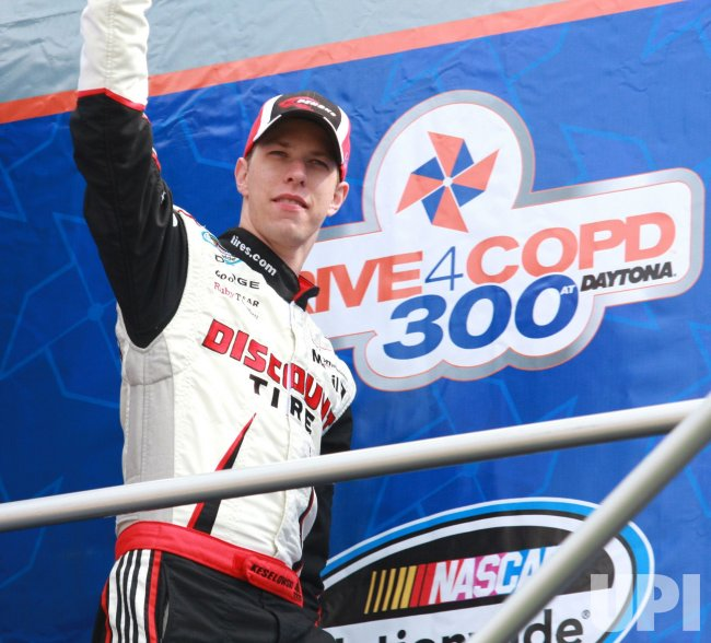 NASCAR Nationwide DRIVE4COPD 300 at Daytona